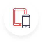 mobile devices icon